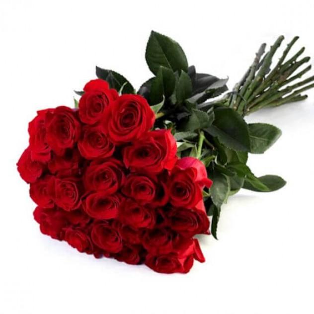 Букет 25 классических роз