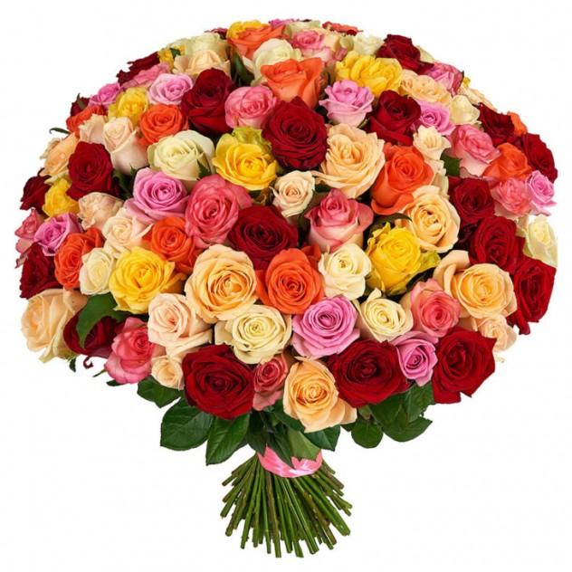 51 эквадорская роза 60 см